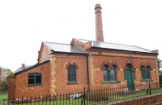 Wessex Water, Westford Pumping Station